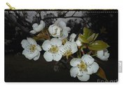 Pear Blooms Carry-all Pouch