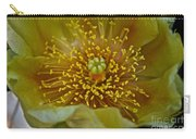 Pear Cactus Close Up Carry-all Pouch