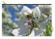 Pear In Bloom Carry-all Pouch