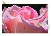 Pearl Pink Petals Carry-all Pouch