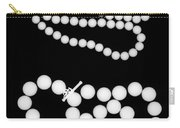 Pearl Strands Carry-all Pouch