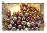 Pearls In A Pile  Art Carry-all Pouch