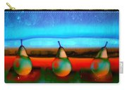 Pears On Ice 01 Carry-all Pouch