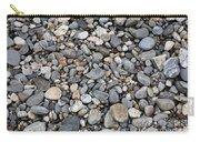 Pebble Beach Rocks, Maine Carry-all Pouch