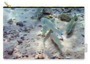 Pebbles And Fins Carry-all Pouch