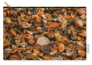 Pebbles And Stones On The Beach Carry-all Pouch