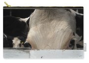 Peek-a-boo Cow Carry-all Pouch