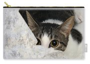 Peek A Boo I See You Too Carry-all Pouch by Andee Design