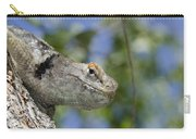 Peek-a-boo Lizard Carry-all Pouch