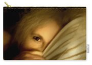 Peekaboo By Candlelight Carry-all Pouch