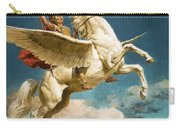 Pegasus The Winged Horse Carry-all Pouch