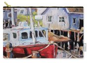 Peggy S Cove 02 By Prankearts Carry-all Pouch