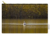 Pelican On Golden Pond Carry-all Pouch