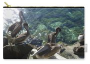Pelicans Carry-all Pouch
