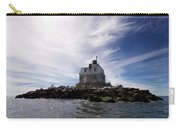 Penfield Reef Lighthouse Carry-all Pouch