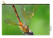 Pennant Dragonfly Obilisking Carry-all Pouch