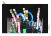 Pens And Pencils Carry-all Pouch