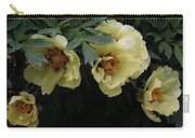 Peony Arch Carry-all Pouch