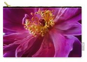 Peony Pleasure  Carry-all Pouch