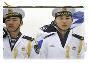 Peoples Liberation Army Navy Sailors Carry-all Pouch by Stocktrek Images