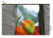 Peppered Fence Carry-all Pouch