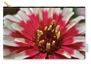 Peppermint Zinnia Carry-all Pouch