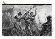 Pequot War, 1636-3 Carry-all Pouch