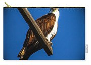 Perching Osprey Carry-all Pouch