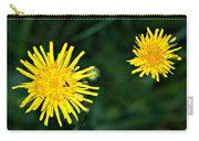 Perennial Sow-thistle Carry-all Pouch