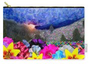 Perennially Beautiful II Carry-all Pouch