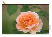 Perfect Peach Petals Carry-all Pouch