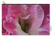 Perfectly Pink Carry-all Pouch by Susan Herber