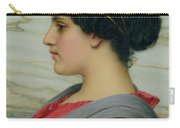Perilla Carry-all Pouch by John William Godward