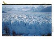 Perito Moreno Glacier, Tourist Overlook Carry-all Pouch