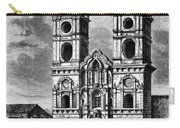 Peru: Jesuit Church, 1869 Carry-all Pouch