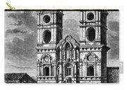 Peru: Jesuit Church, 1869 Carry-all Pouch