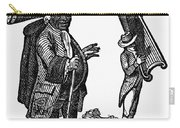 Peruvian Indian Giant Carry-all Pouch