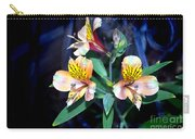 Peruvian Lily In My Garden Carry-all Pouch