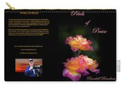 Petals Of Praise Books By Randall Branham Carry-all Pouch