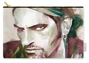 Peter Steele Portrait.6 Carry-all Pouch