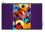 Petion Ville Market II Carry-all Pouch