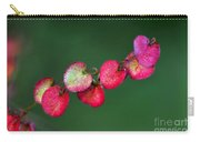 Petites Feuilles Carry-all Pouch