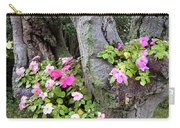 Petunia Tree Carry-all Pouch