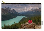Peyto Solitude Carry-all Pouch