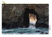 Pfeiffer Rock Big Sur Carry-all Pouch