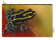 Phantasmal Poison Dart Frog Carry-all Pouch