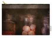 Pharmacy - Kidney Pills And Suppositories Carry-all Pouch by Mike Savad