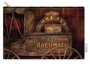 Pharmacy - The Rheumatic Cure Wagon  Carry-all Pouch