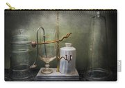 Pharmacy - Victorian Apparatus  Carry-all Pouch