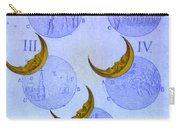 Phases Of An Eclipse Carry-all Pouch by Science Source